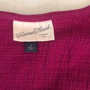 Universal Thread Tops - 👛bundle 3 for 15.00 Fuchsia pink wrap top